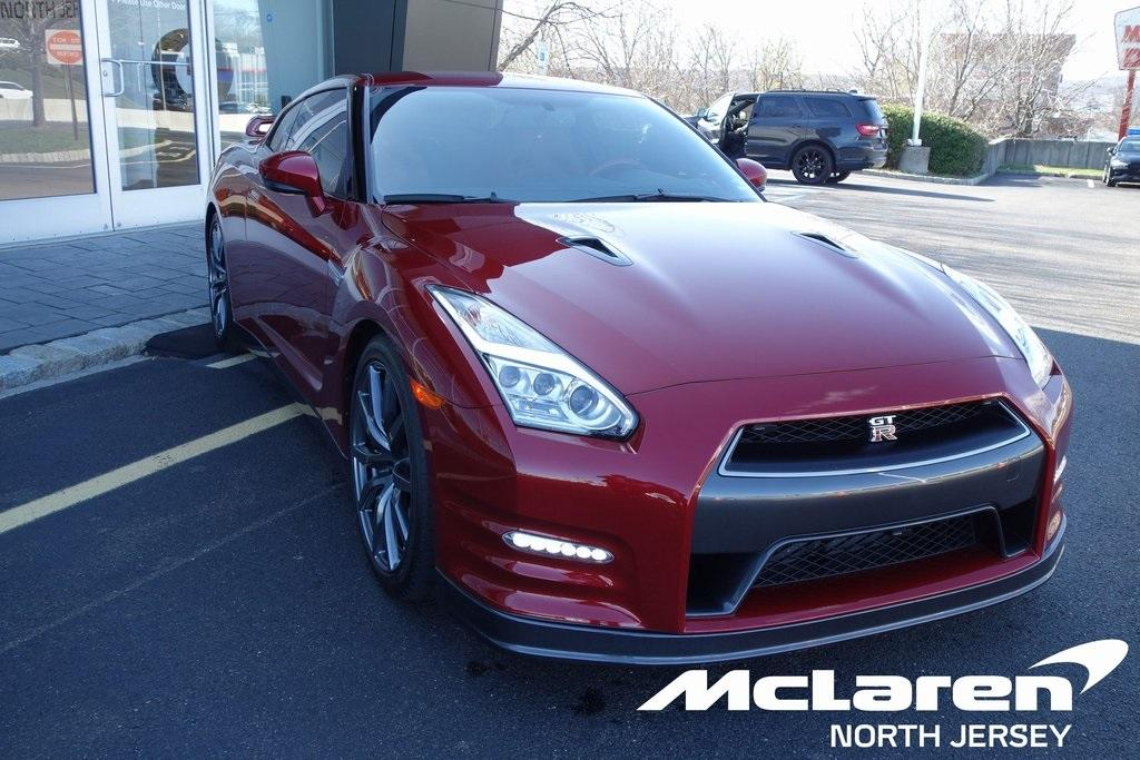 Used 2015 Nissan GT-R Premium for sale Sold at McLaren North Jersey in Ramsey NJ 07446 1