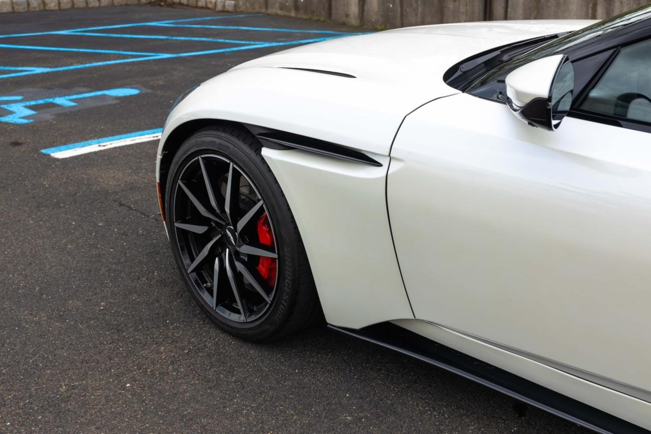 Used 2018 Aston Martin DB11 V8 for sale $157,000 at McLaren North Jersey in Ramsey NJ 07446 4