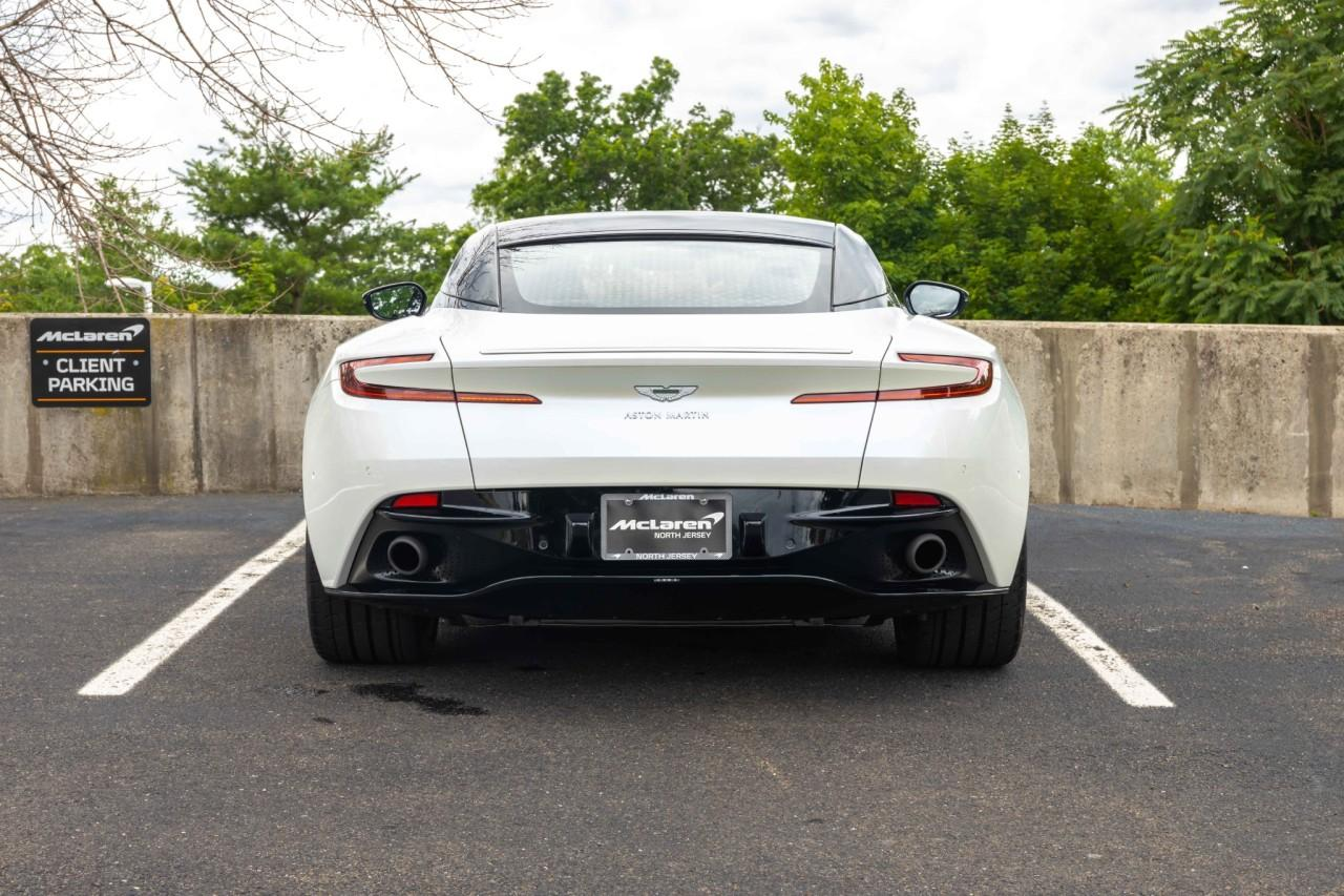 Used 2018 Aston Martin DB11 V8 for sale $157,000 at McLaren North Jersey in Ramsey NJ 07446 6