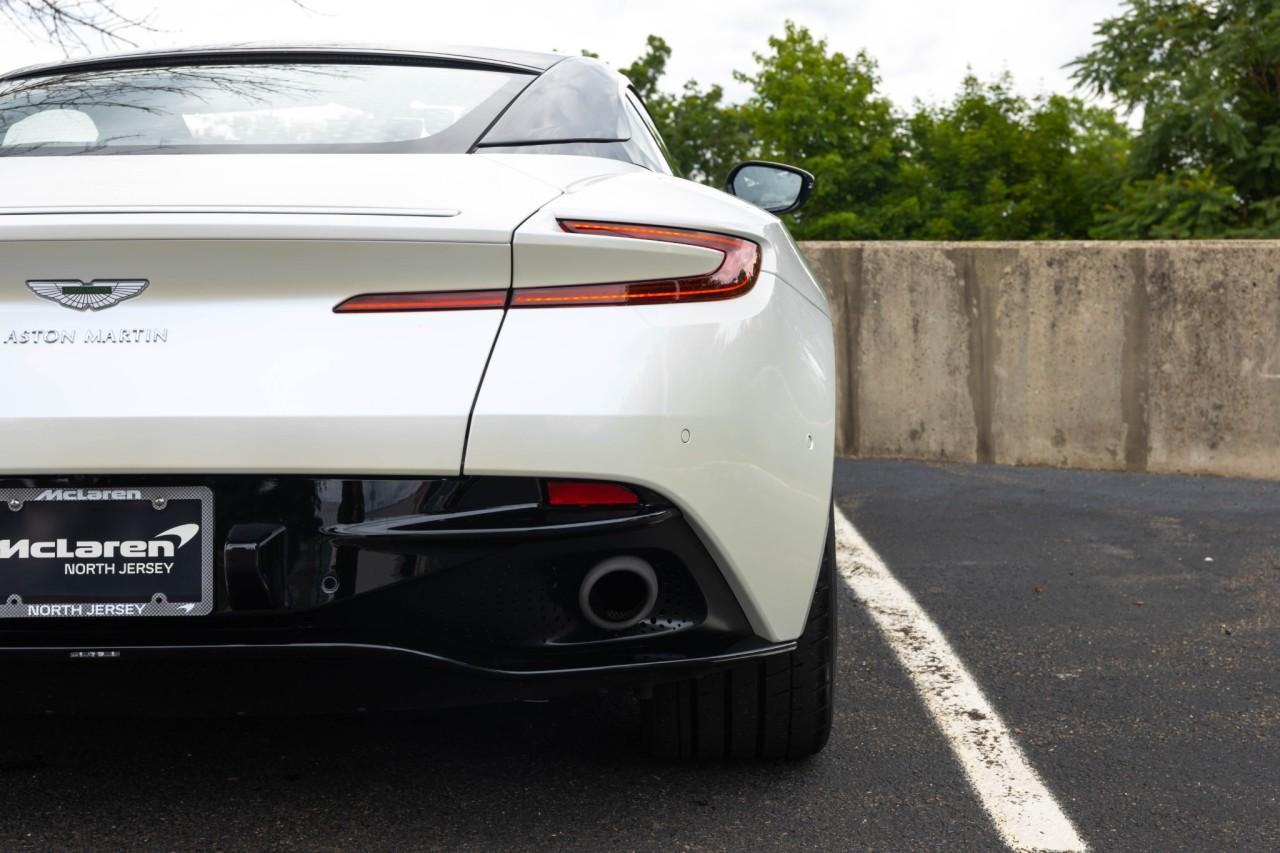Used 2018 Aston Martin DB11 V8 Coupe for sale $157,000 at McLaren North Jersey in Ramsey NJ 07446 7