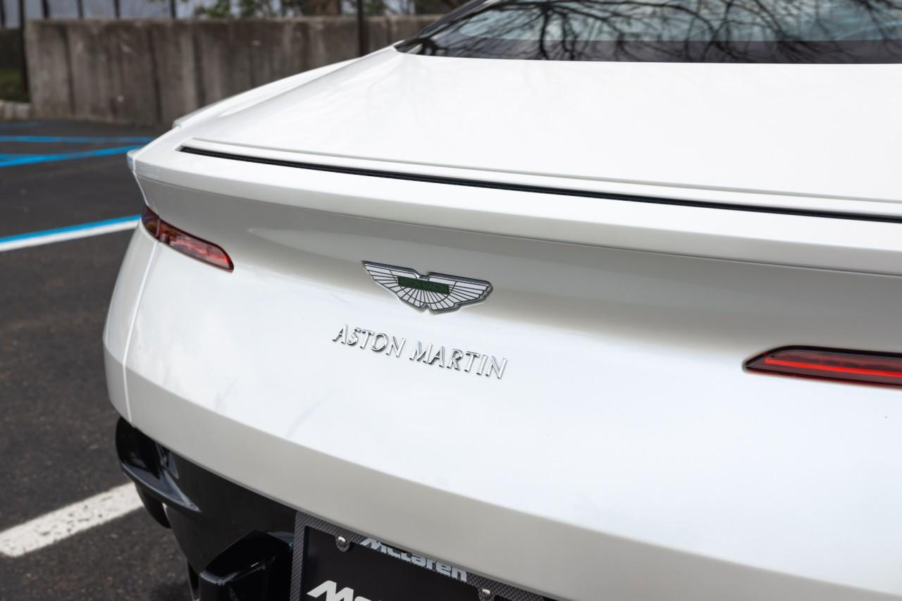 Used 2018 Aston Martin DB11 V8 for sale $157,000 at McLaren North Jersey in Ramsey NJ 07446 8