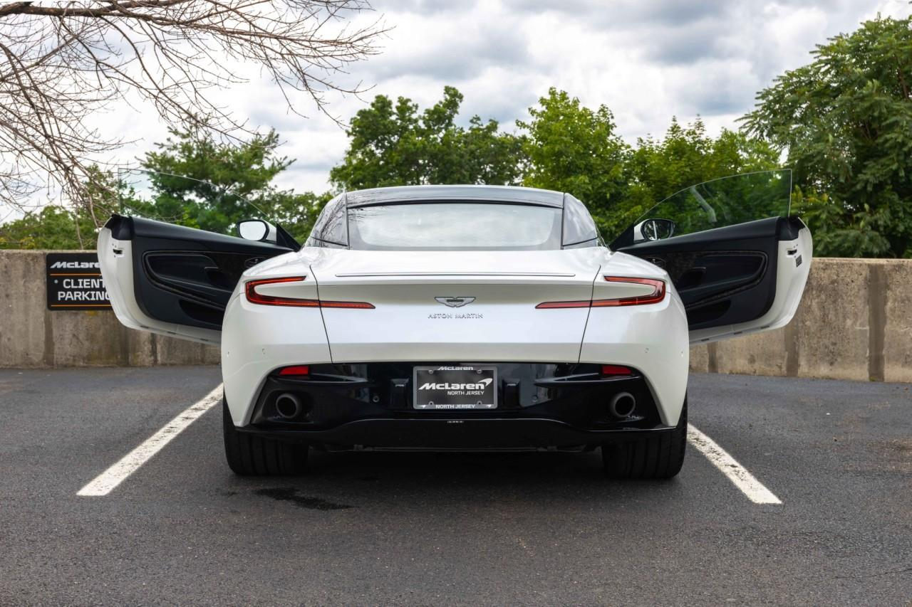 Used 2018 Aston Martin DB11 V8 Coupe for sale $157,000 at McLaren North Jersey in Ramsey NJ 07446 9