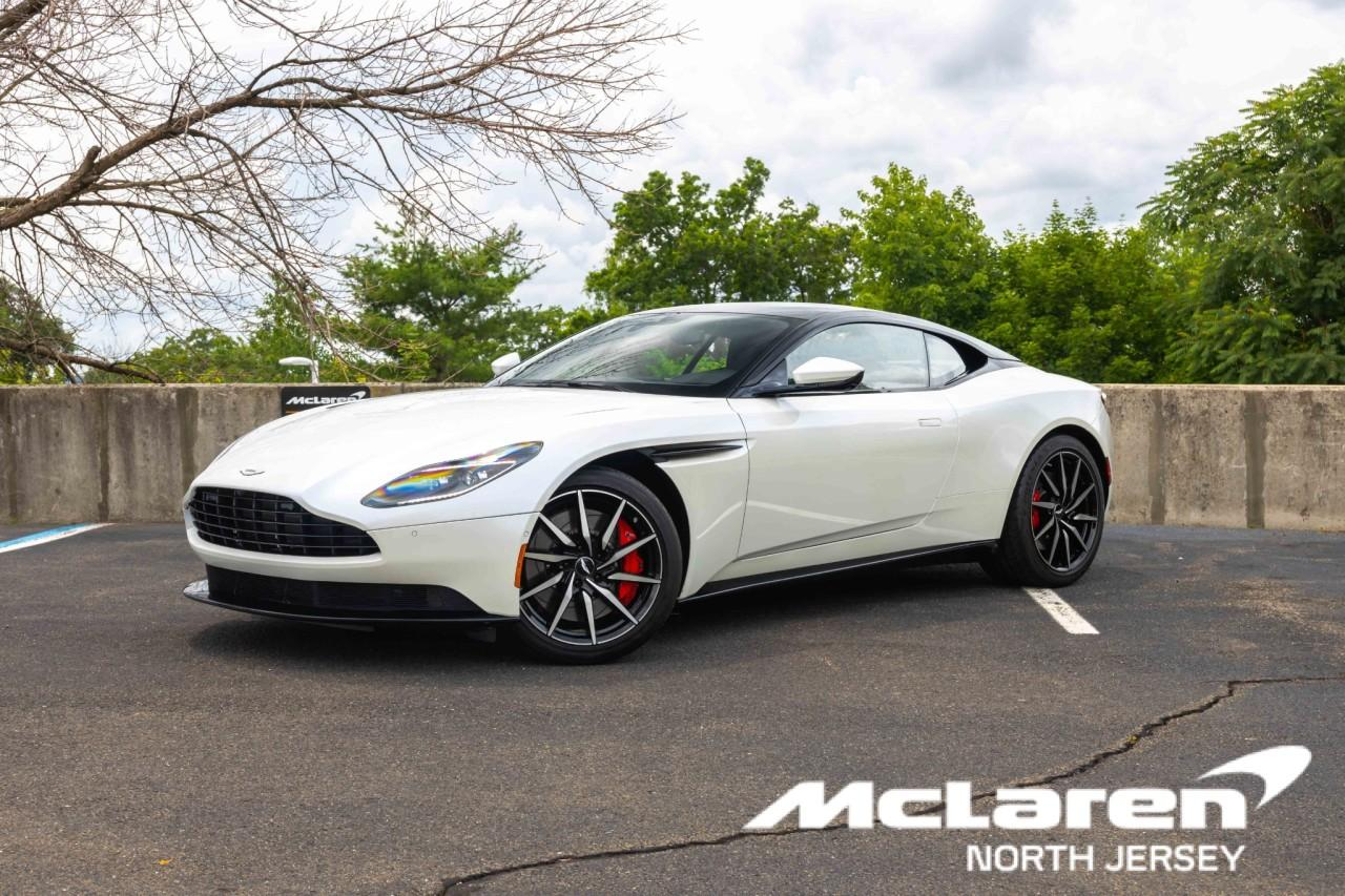 Used 2018 Aston Martin DB11 V8 Coupe for sale $157,000 at McLaren North Jersey in Ramsey NJ 07446 1