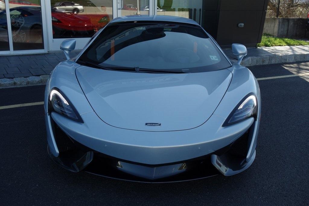 Used 2019 McLaren 570S Spider for sale $195,000 at McLaren North Jersey in Ramsey NJ 07446 4