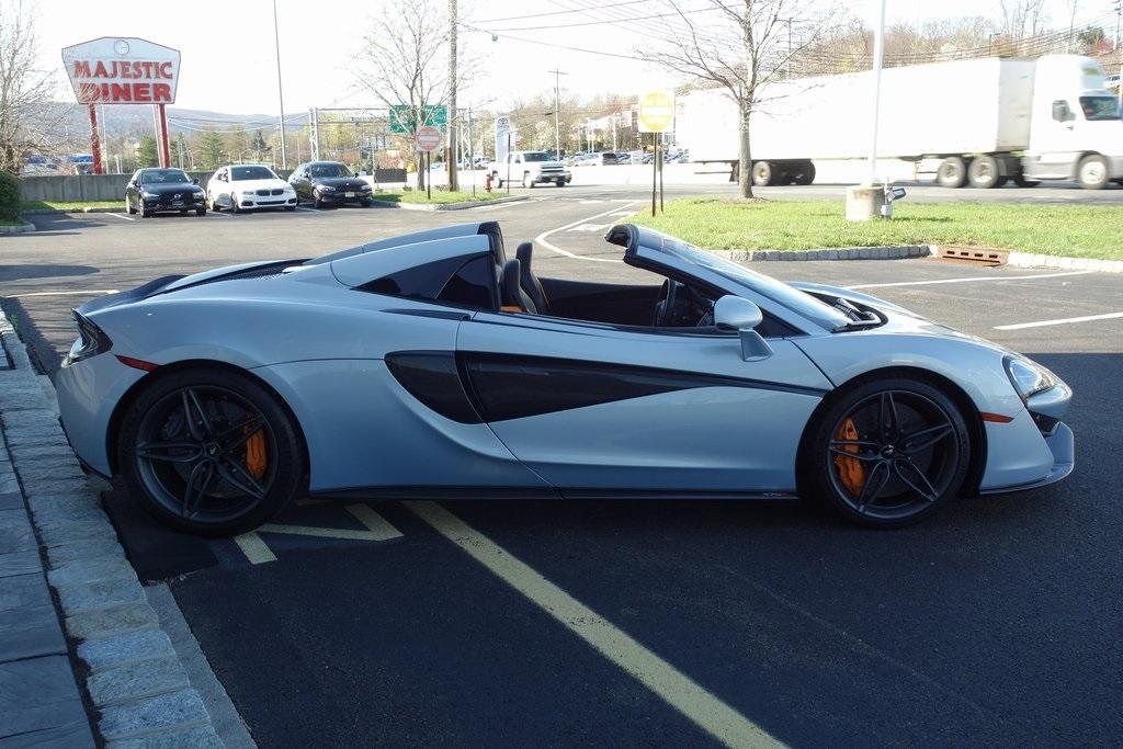 Used 2019 McLaren 570S Spider for sale $195,000 at McLaren North Jersey in Ramsey NJ 07446 6