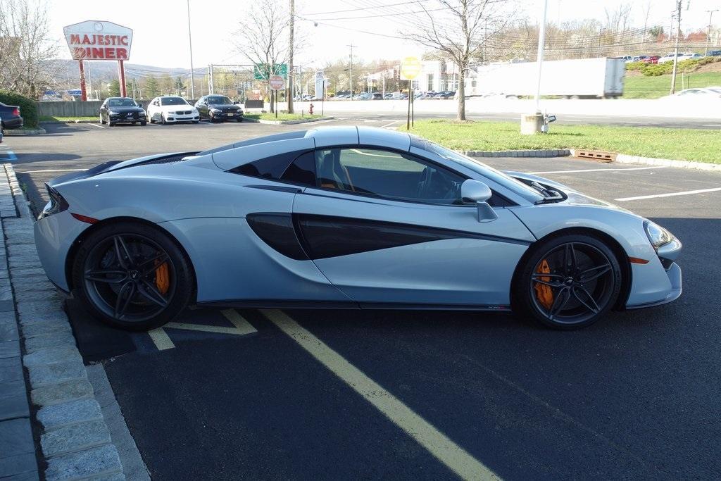 Used 2019 McLaren 570S Spider for sale $195,000 at McLaren North Jersey in Ramsey NJ 07446 7