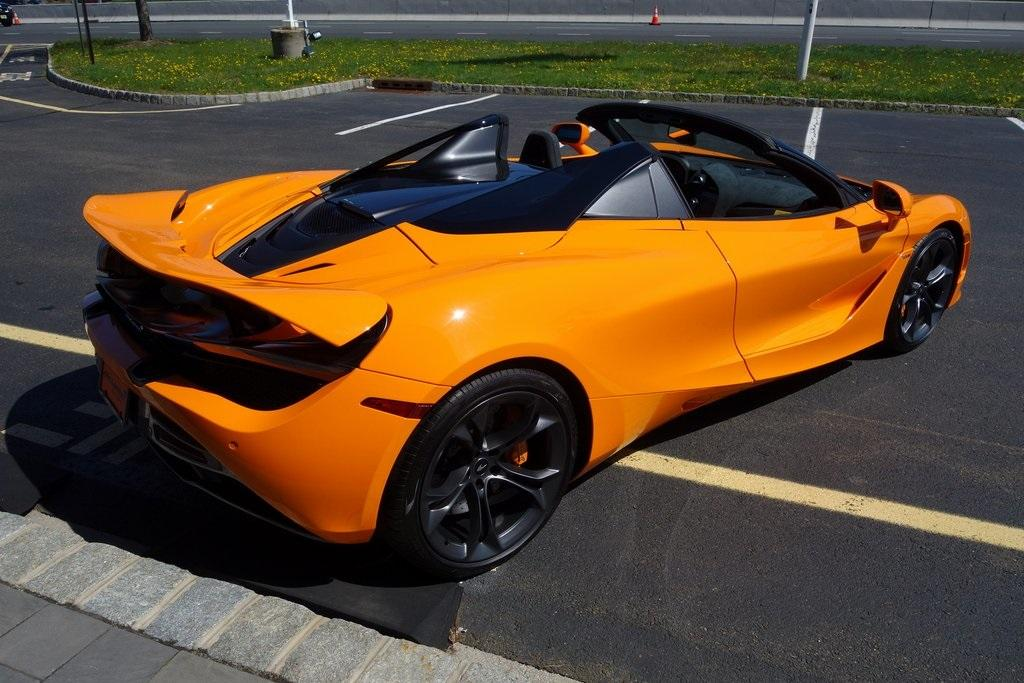 New 2020 McLaren 720S Spider for sale $344,560 at McLaren North Jersey in Ramsey NJ 07446 10