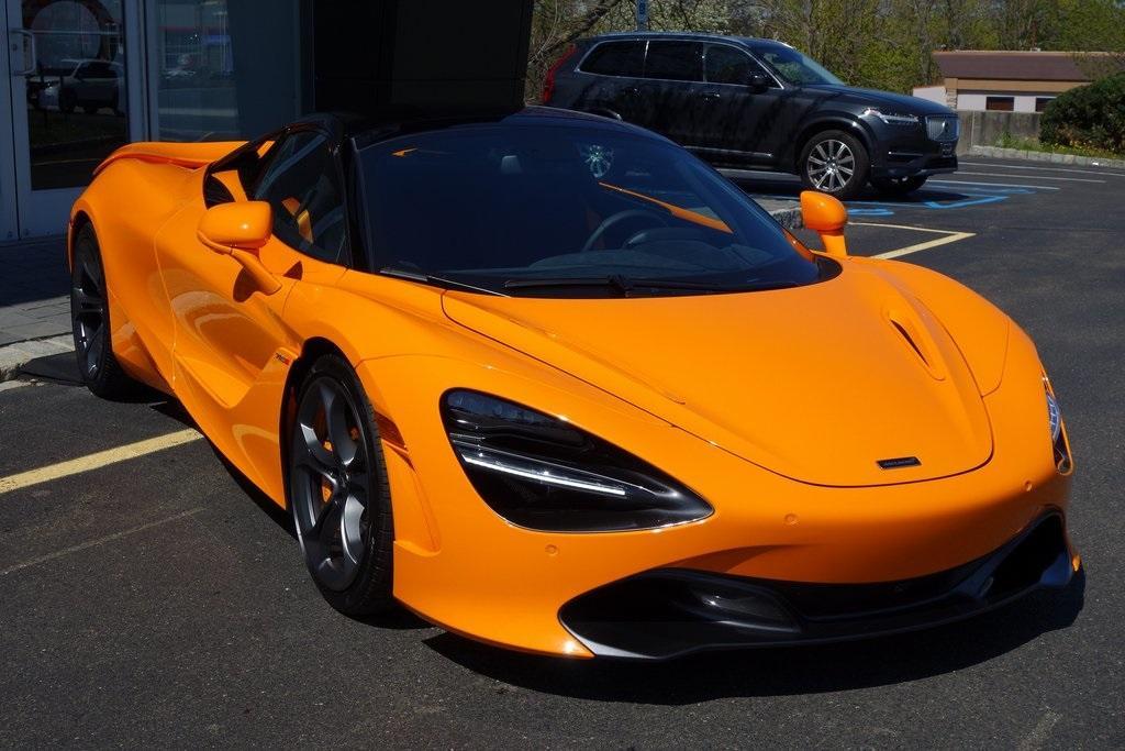 New 2020 McLaren 720S Spider for sale $344,560 at McLaren North Jersey in Ramsey NJ 07446 2