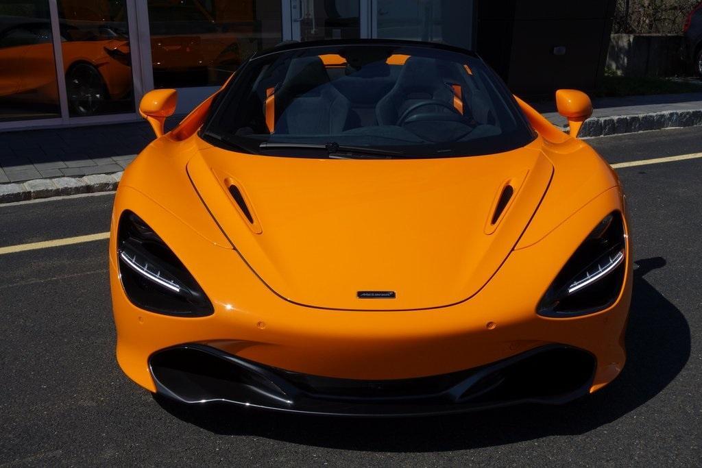 New 2020 McLaren 720S Spider for sale $344,560 at McLaren North Jersey in Ramsey NJ 07446 3