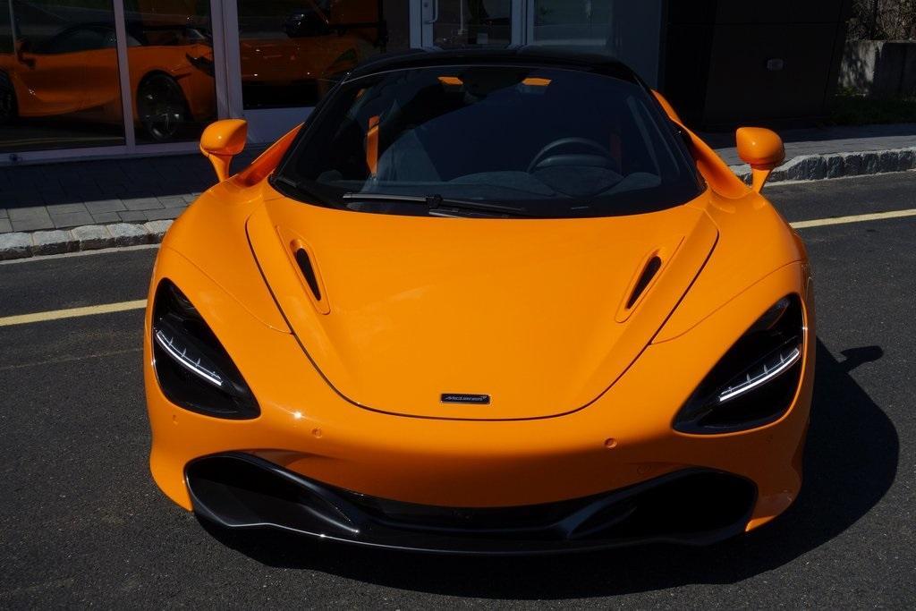 New 2020 McLaren 720S Spider for sale $344,560 at McLaren North Jersey in Ramsey NJ 07446 4