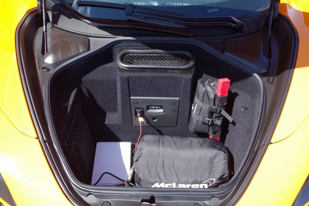 New 2020 McLaren 720S Spider for sale $344,560 at McLaren North Jersey in Ramsey NJ 07446 5