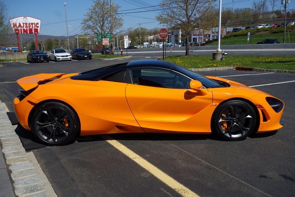 New 2020 McLaren 720S Spider for sale $344,560 at McLaren North Jersey in Ramsey NJ 07446 7