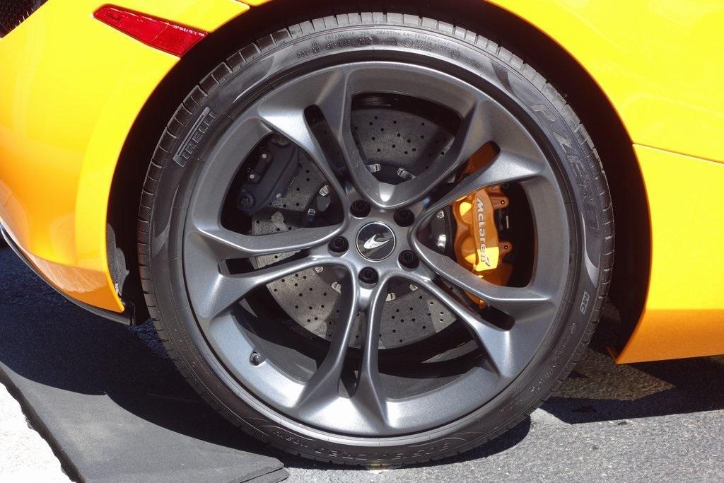 New 2020 McLaren 720S Spider for sale $344,560 at McLaren North Jersey in Ramsey NJ 07446 8