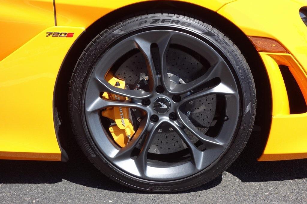 New 2020 McLaren 720S Spider for sale $344,560 at McLaren North Jersey in Ramsey NJ 07446 9