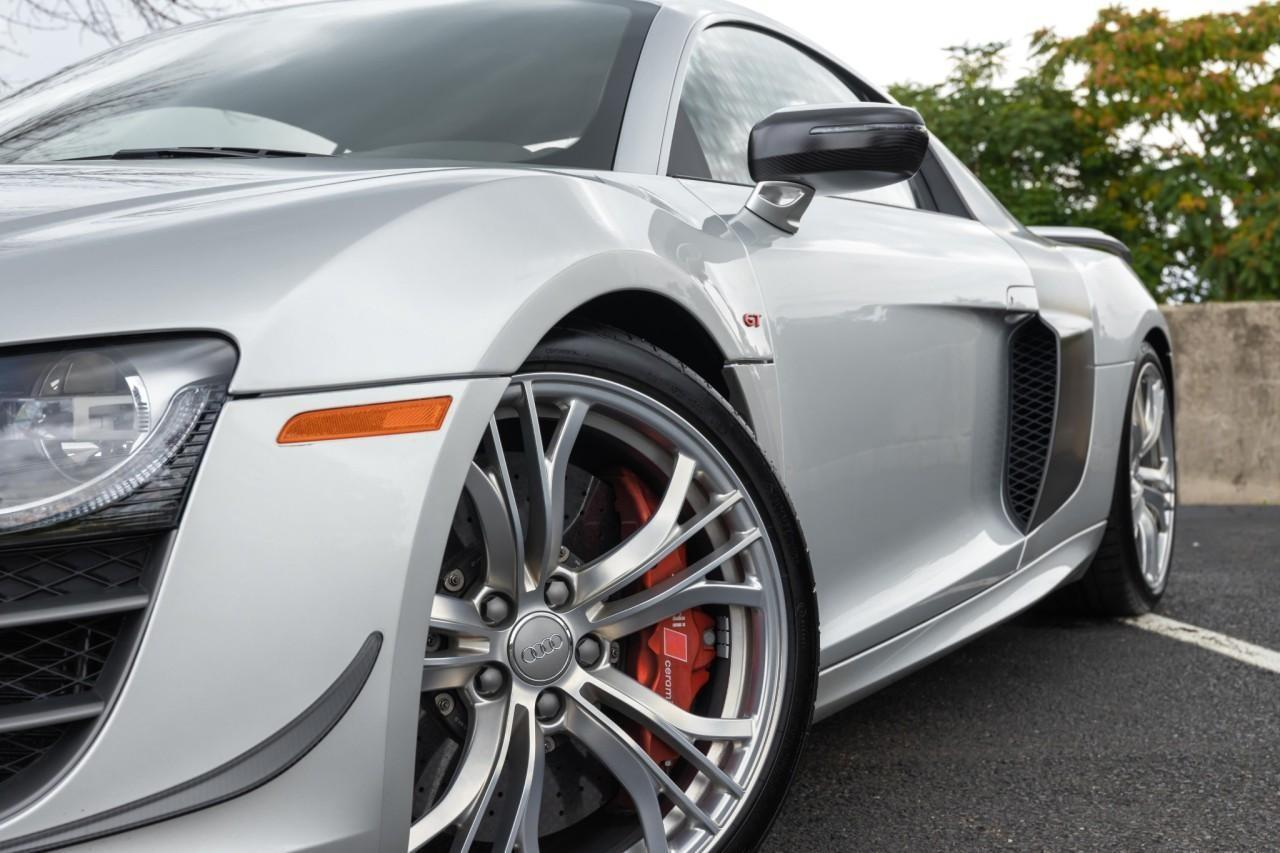 Used 2012 Audi R8 5.2L GT Coupe for sale $135,000 at McLaren North Jersey in Ramsey NJ 07446 2