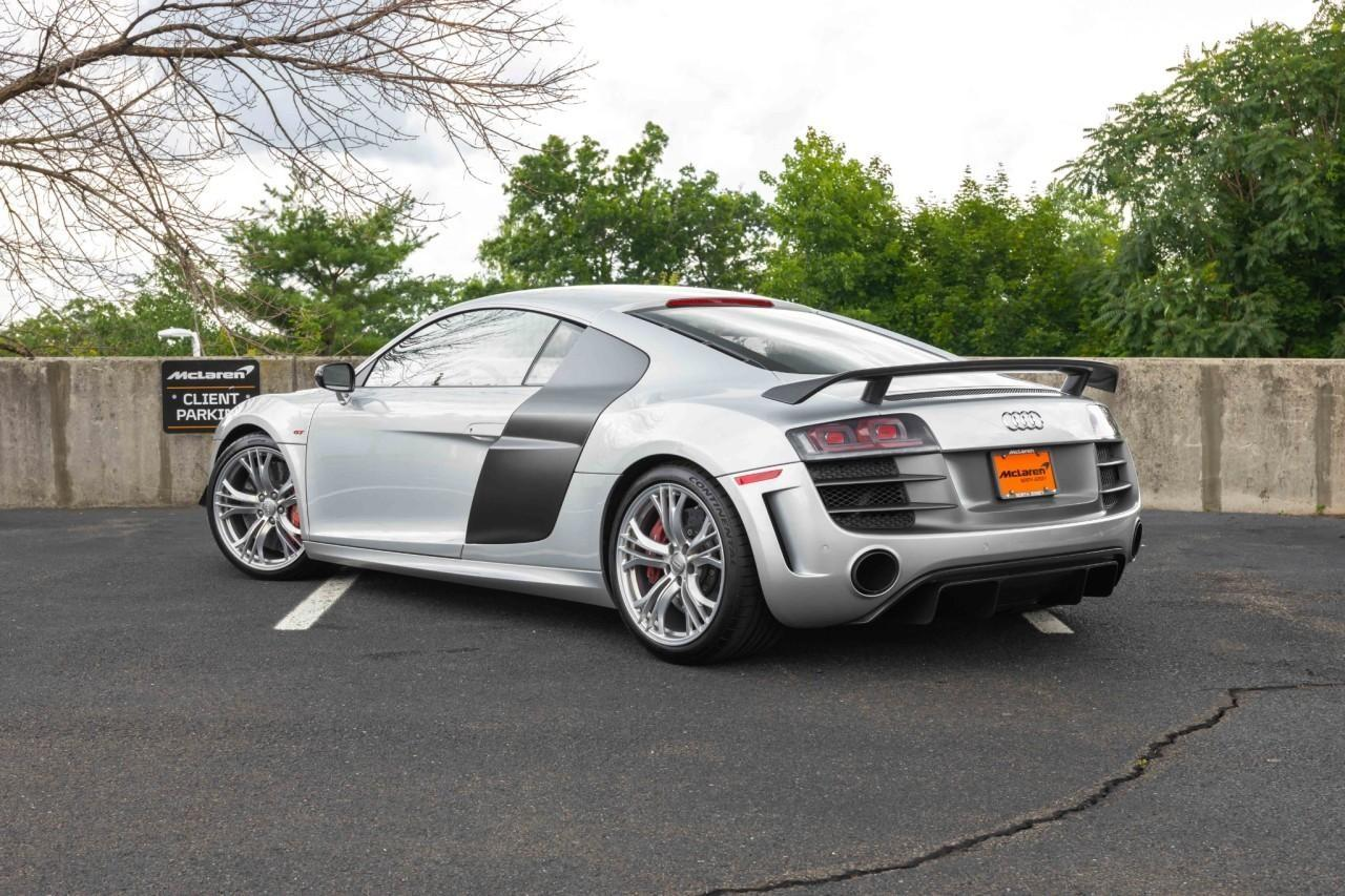 Used 2012 Audi R8 5.2L GT Coupe for sale $135,000 at McLaren North Jersey in Ramsey NJ 07446 4