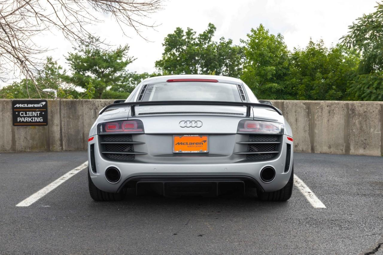 Used 2012 Audi R8 5.2L GT Coupe for sale $135,000 at McLaren North Jersey in Ramsey NJ 07446 5