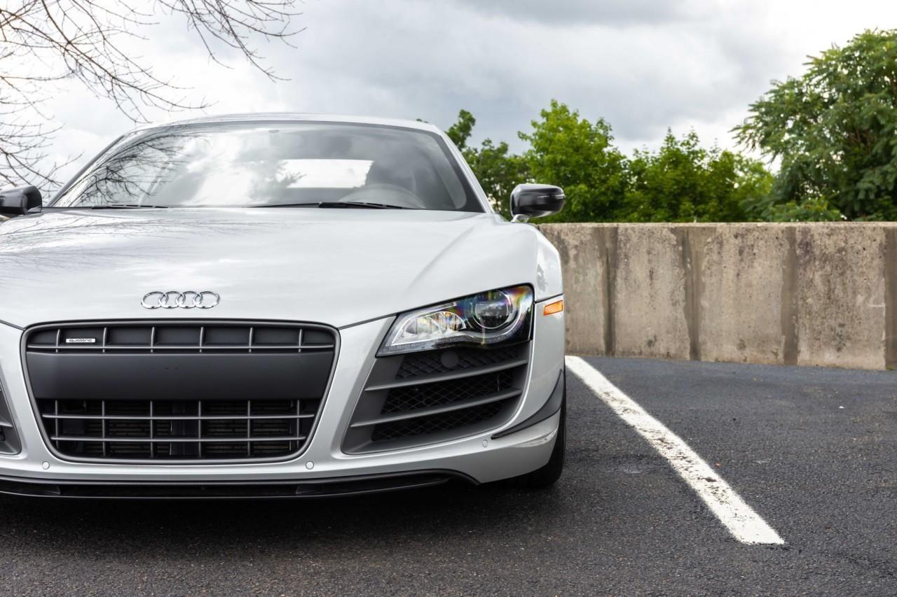 Used 2012 Audi R8 5.2L GT Coupe for sale $135,000 at McLaren North Jersey in Ramsey NJ 07446 8