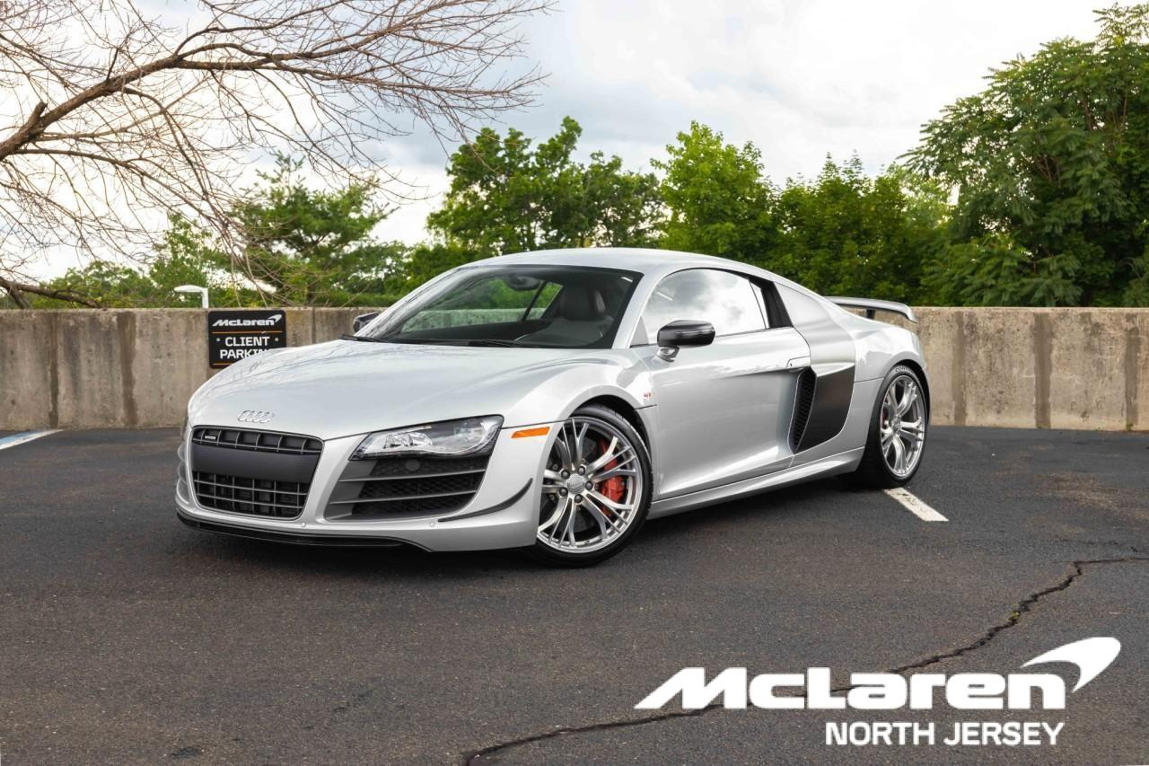 Used 2012 Audi R8 5.2L GT Coupe for sale $135,000 at McLaren North Jersey in Ramsey NJ 07446 1