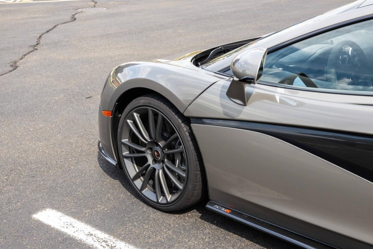 Used 2018 McLaren 570S Spider for sale $185,000 at McLaren North Jersey in Ramsey NJ 07446 10