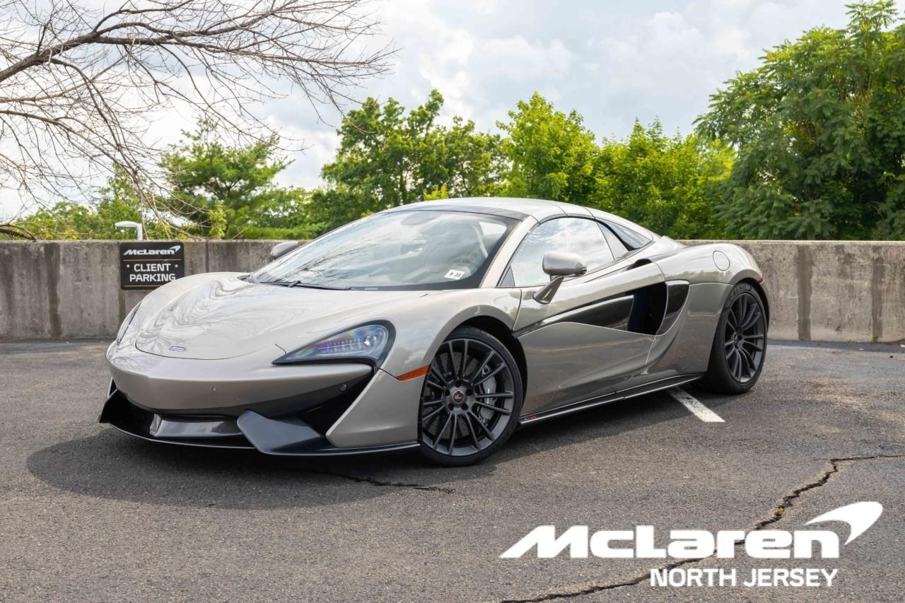 Used 2018 McLaren 570S Spider for sale $185,000 at McLaren North Jersey in Ramsey NJ 07446 2