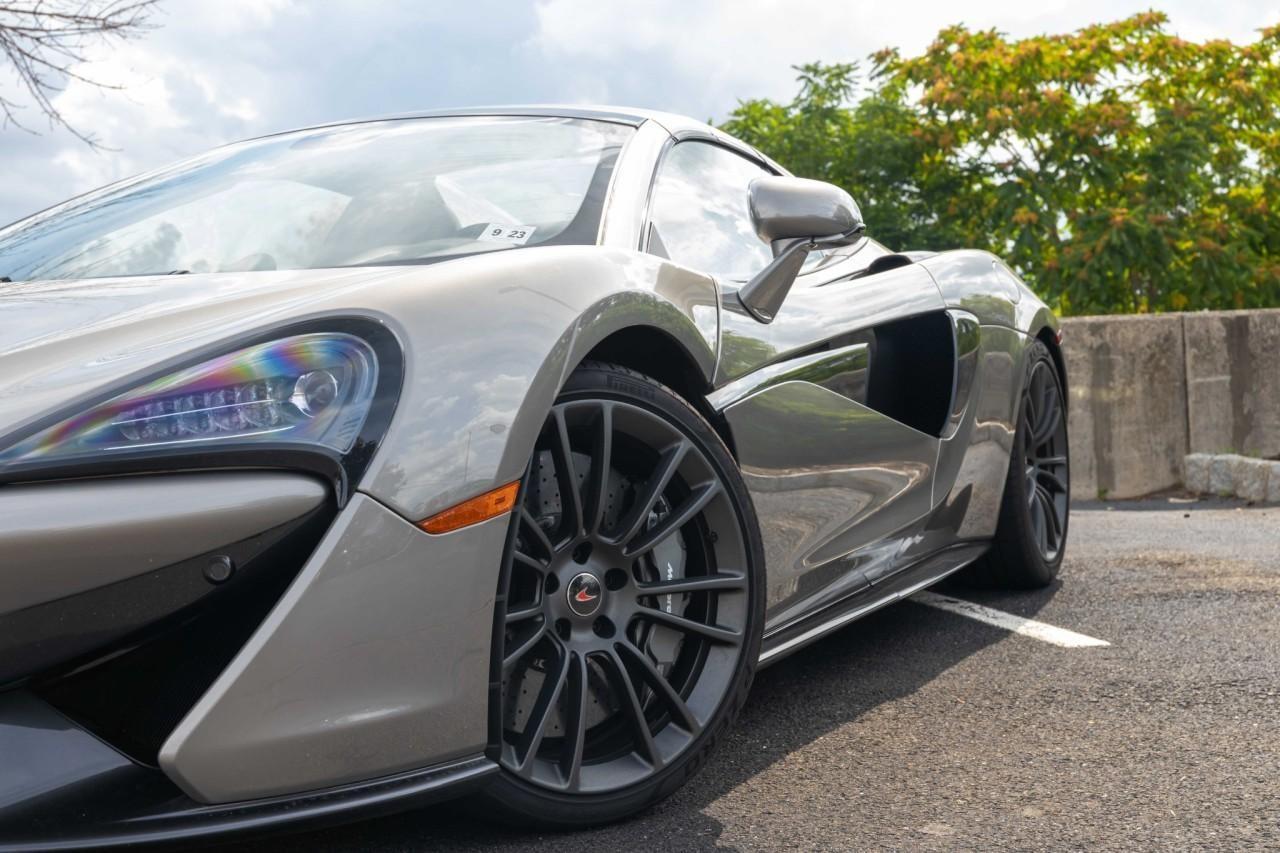 Used 2018 McLaren 570S Spider for sale $185,000 at McLaren North Jersey in Ramsey NJ 07446 3