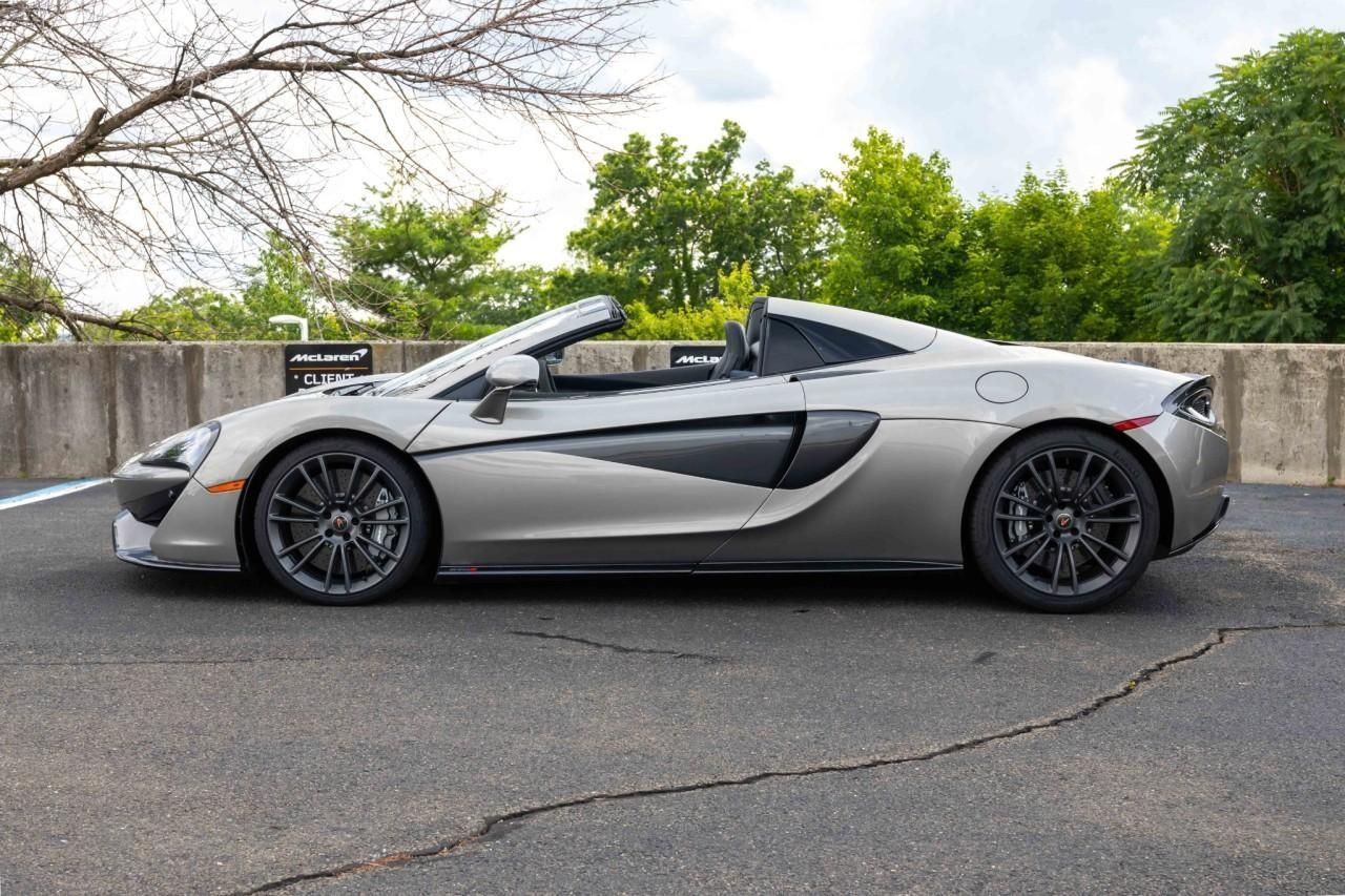 Used 2018 McLaren 570S Spider for sale $185,000 at McLaren North Jersey in Ramsey NJ 07446 4