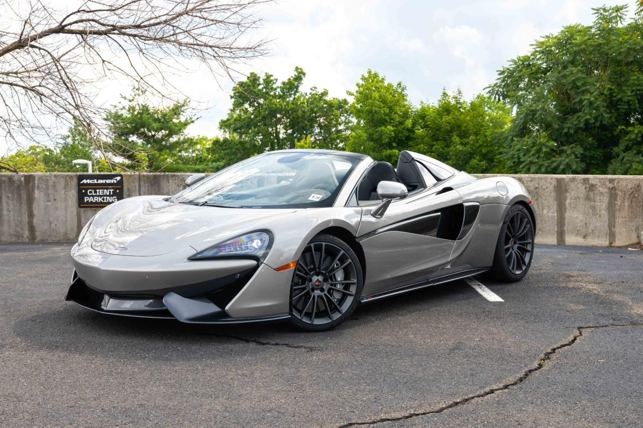 Used 2018 McLaren 570S Spider for sale $185,000 at McLaren North Jersey in Ramsey NJ 07446 1