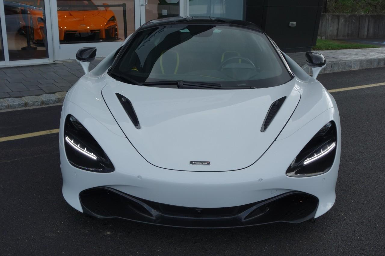 Used 2018 McLaren 720S Performance Coupe for sale $265,000 at McLaren North Jersey in Ramsey NJ 07446 2