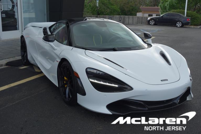 Used 2018 McLaren 720S Performance Coupe for sale $265,000 at McLaren North Jersey in Ramsey NJ