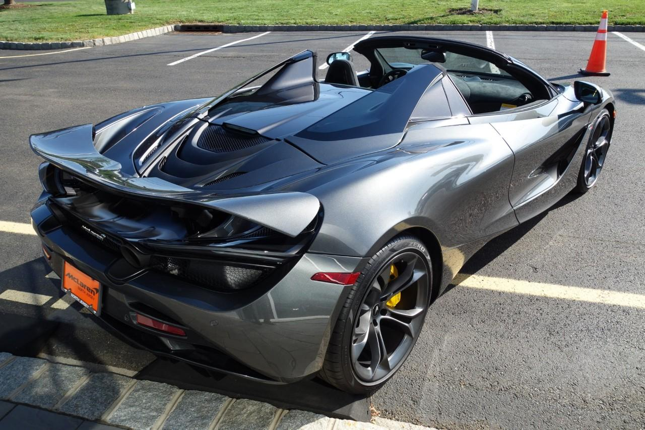 New 2020 McLaren 720S for sale $344,190 at McLaren North Jersey in Ramsey NJ 07446 10