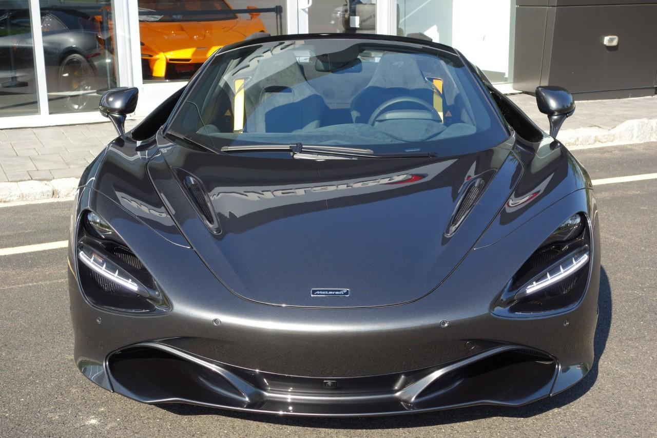 New 2020 McLaren 720S for sale $344,190 at McLaren North Jersey in Ramsey NJ 07446 3