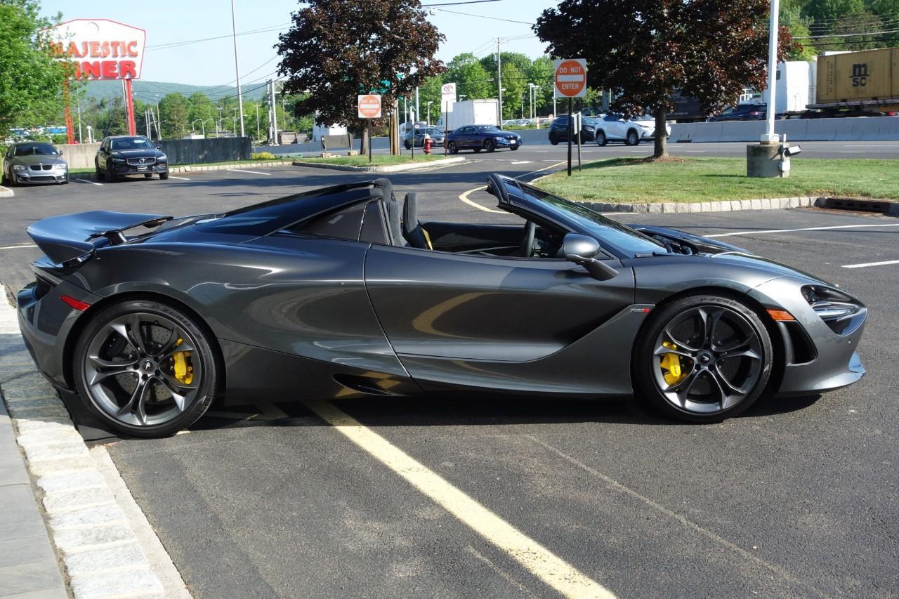 New 2020 McLaren 720S for sale $344,190 at McLaren North Jersey in Ramsey NJ 07446 6