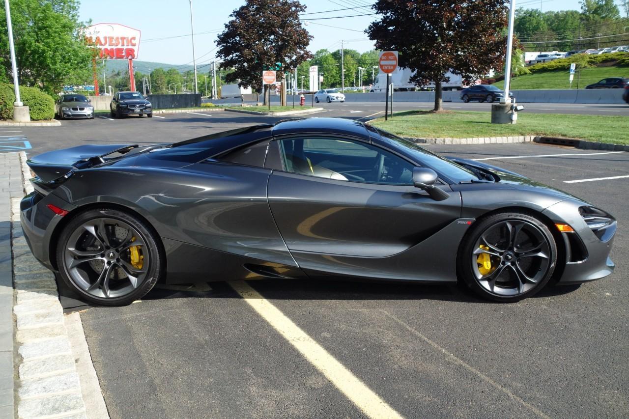 New 2020 McLaren 720S for sale $344,190 at McLaren North Jersey in Ramsey NJ 07446 7