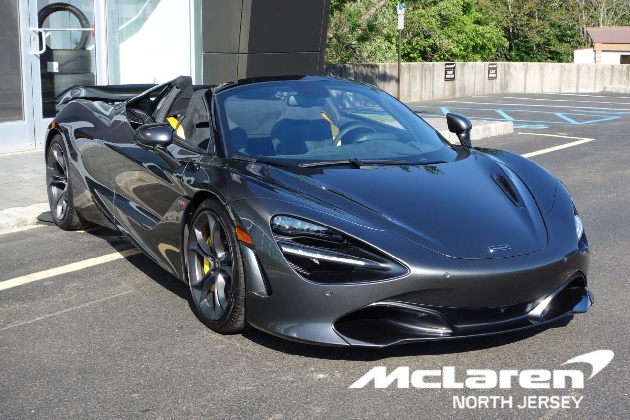 New 2020 McLaren 720S for sale $344,190 at McLaren North Jersey in Ramsey NJ 07446 1