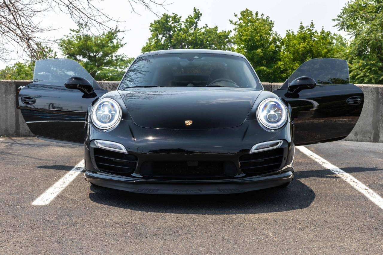 Used 2016 Porsche 911 Turbo S Coupe for sale $170,000 at McLaren North Jersey in Ramsey NJ 07446 10