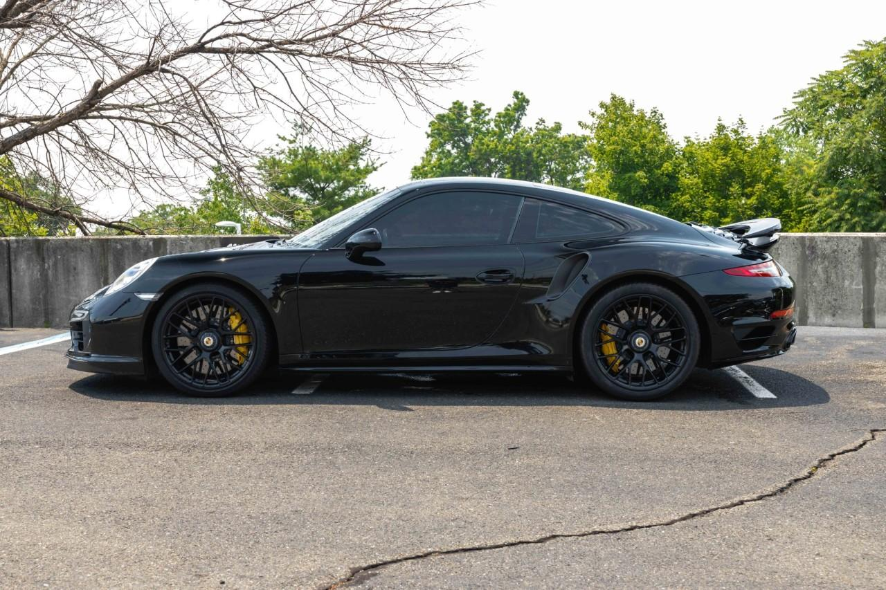 Used 2016 Porsche 911 Turbo S Coupe for sale $170,000 at McLaren North Jersey in Ramsey NJ 07446 3