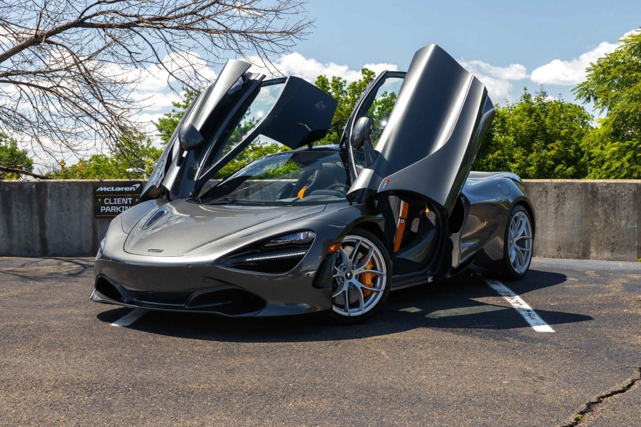 New 2021 McLaren 720S for sale $339,136 at McLaren North Jersey in Ramsey NJ 07446 2