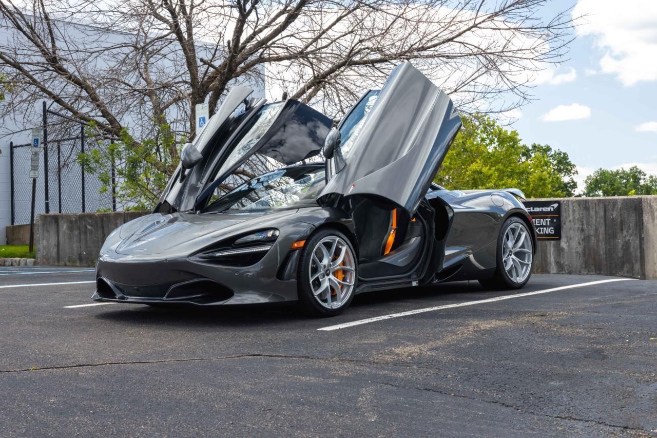New 2021 McLaren 720S for sale $339,136 at McLaren North Jersey in Ramsey NJ 07446 3