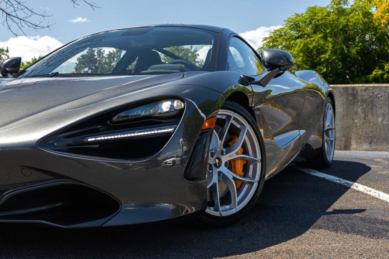 New 2021 McLaren 720S for sale $339,136 at McLaren North Jersey in Ramsey NJ 07446 4