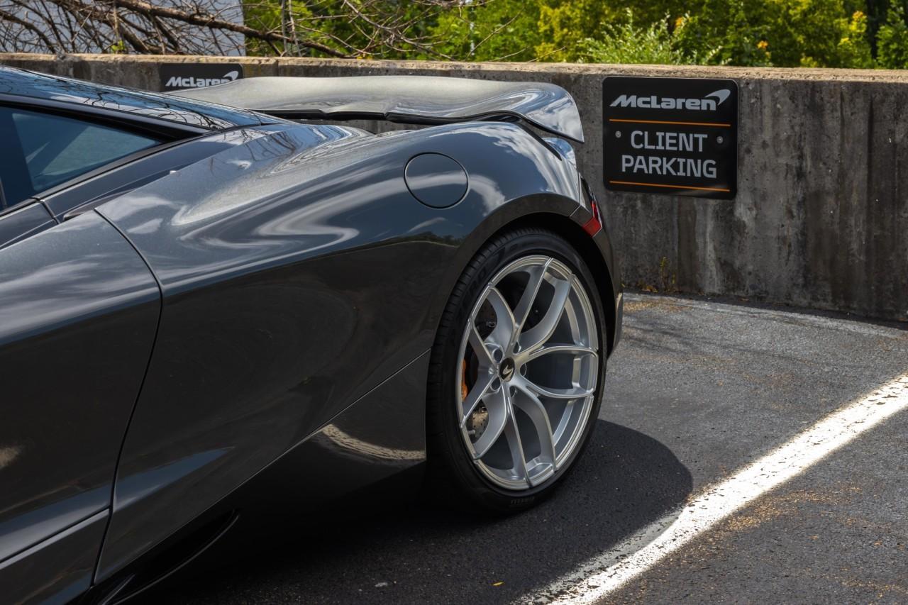 New 2021 McLaren 720S for sale $339,136 at McLaren North Jersey in Ramsey NJ 07446 6