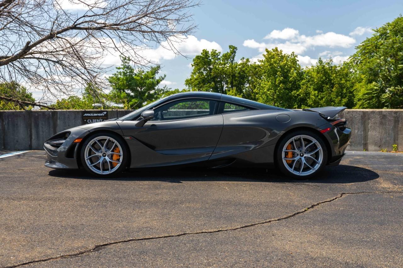 New 2021 McLaren 720S for sale $339,136 at McLaren North Jersey in Ramsey NJ 07446 7