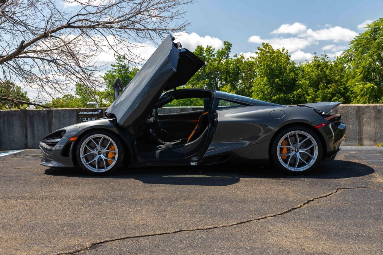 New 2021 McLaren 720S for sale $339,136 at McLaren North Jersey in Ramsey NJ 07446 8