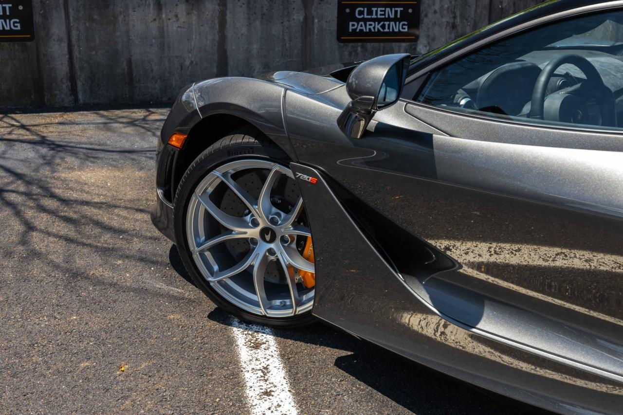 New 2021 McLaren 720S Performance Coupe for sale $339,136 at McLaren North Jersey in Ramsey NJ 07446 9