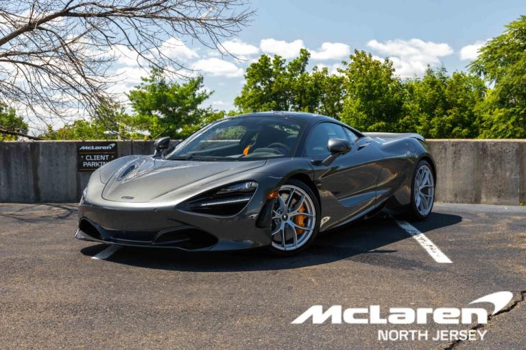 New 2021 McLaren 720S Performance Coupe for sale $339,136 at McLaren North Jersey in Ramsey NJ