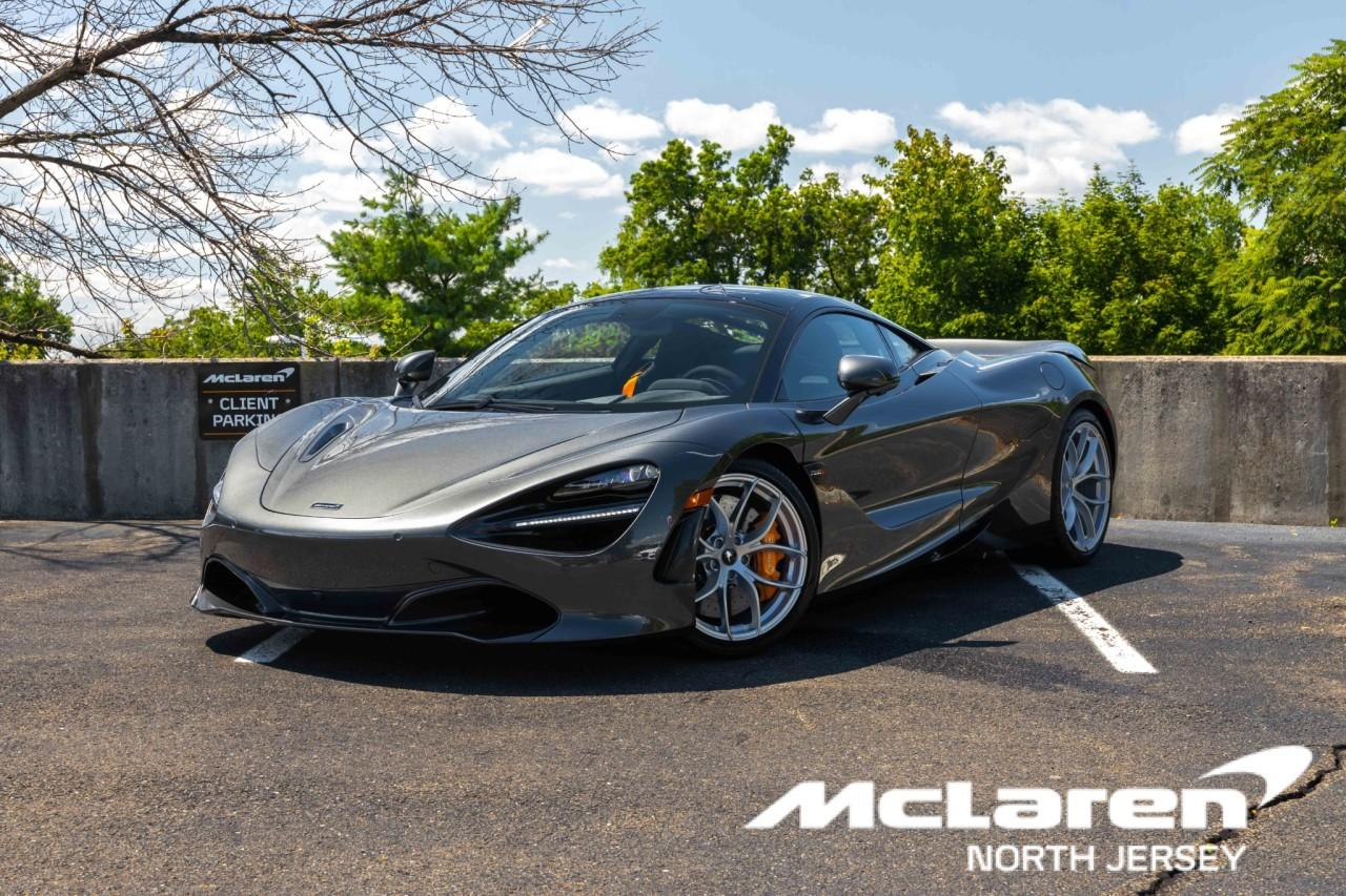New 2021 McLaren 720S for sale $339,136 at McLaren North Jersey in Ramsey NJ 07446 1
