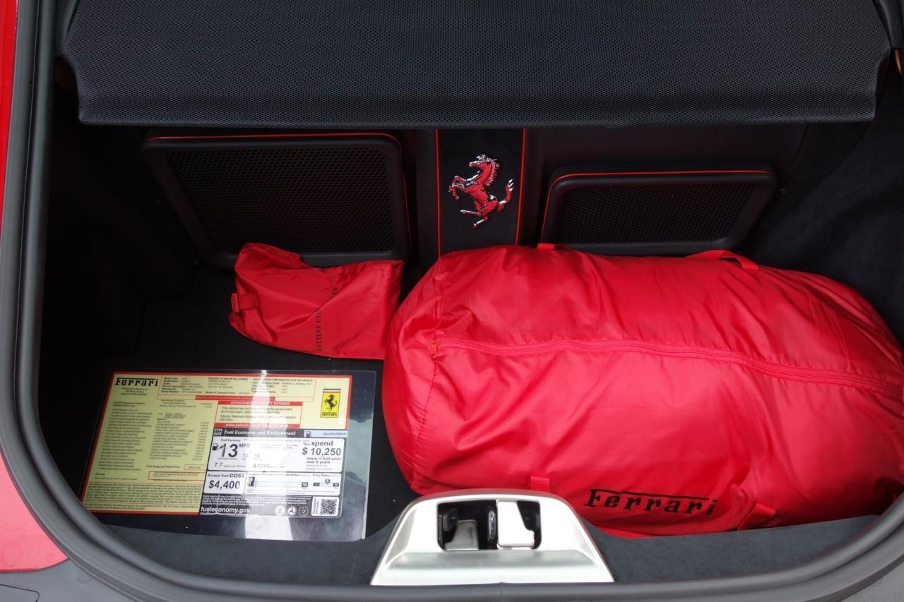 Used 2017 Ferrari F12berlinetta Base for sale $295,000 at McLaren North Jersey in Ramsey NJ 07446 10
