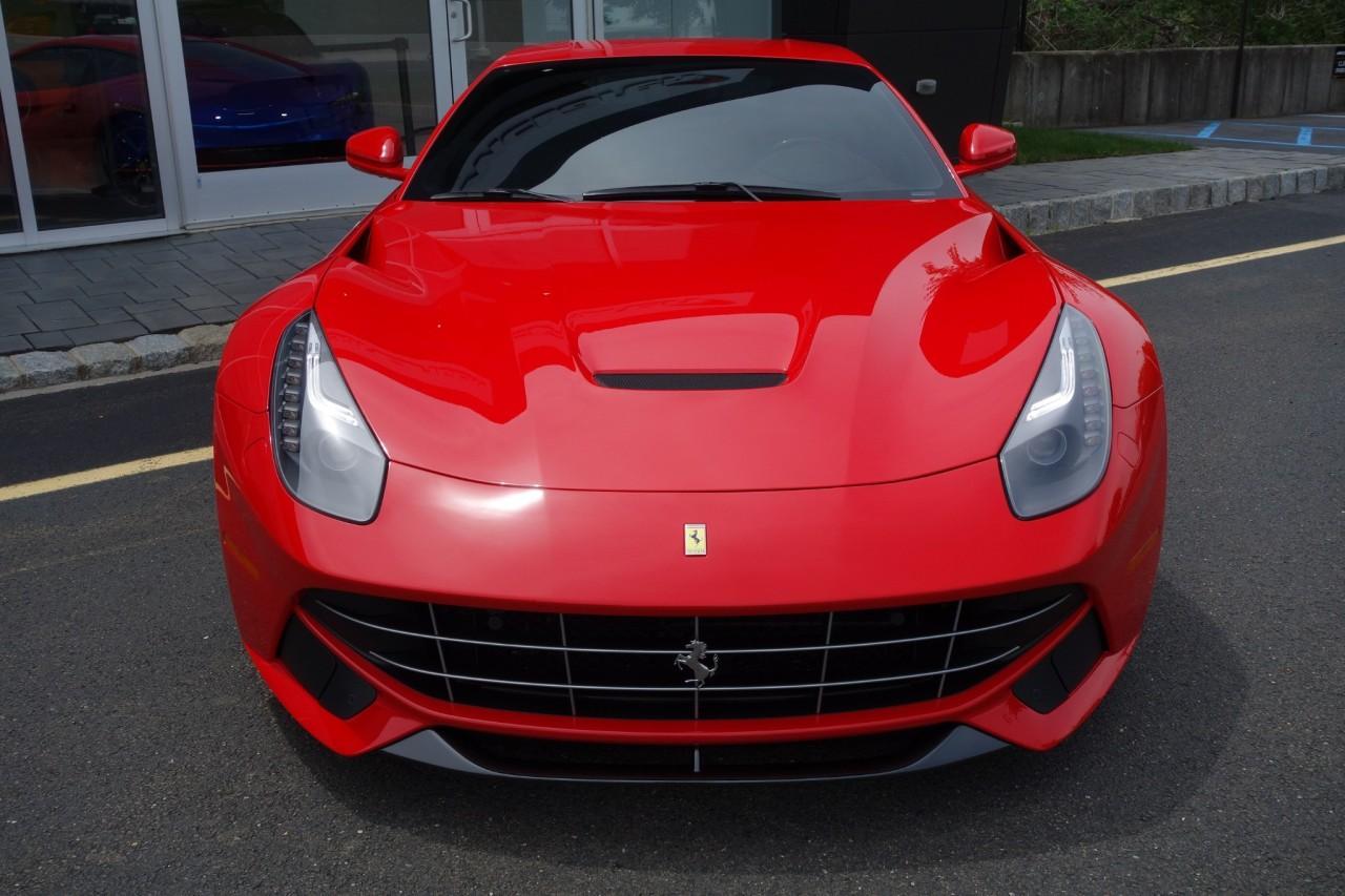 Used 2017 Ferrari F12berlinetta Base for sale $295,000 at McLaren North Jersey in Ramsey NJ 07446 2