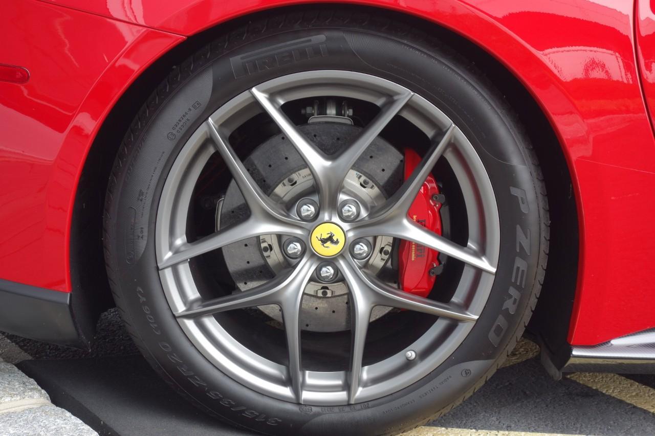 Used 2017 Ferrari F12berlinetta Base for sale $295,000 at McLaren North Jersey in Ramsey NJ 07446 5
