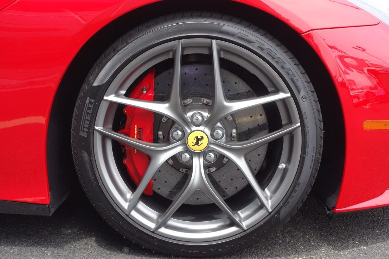 Used 2017 Ferrari F12berlinetta Base for sale $295,000 at McLaren North Jersey in Ramsey NJ 07446 6